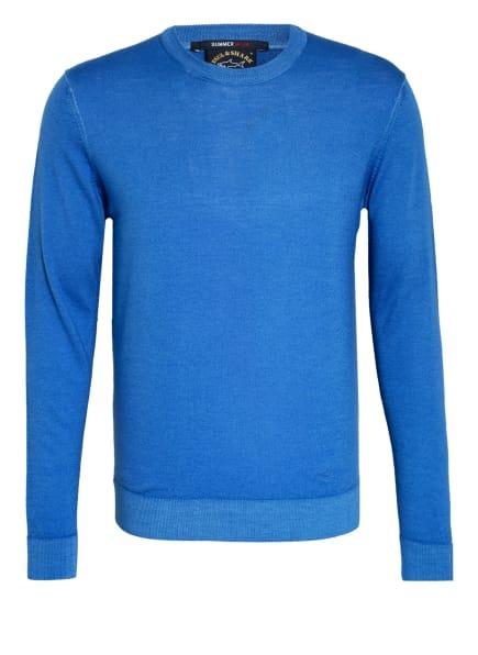 PAUL & SHARK Pullover, Farbe: BLAU (Bild 1)