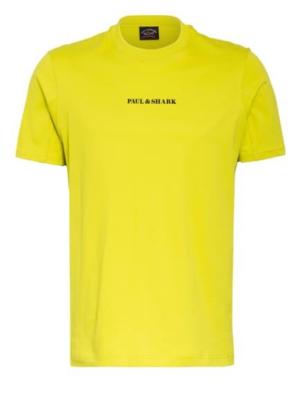 PAUL & SHARK T-Shirt, Farbe: NEONGELB (Bild 1)
