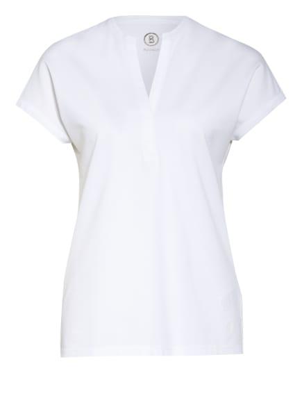 BOGNER Piqué-Shirt ELIN, Farbe: WEISS (Bild 1)
