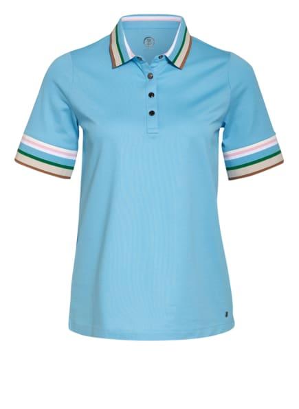 BOGNER Piqué-Poloshirt ZOFIE, Farbe: HELLBLAU (Bild 1)