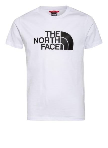 THE NORTH FACE T-Shirt, Farbe: WEISS/ SCHWARZ (Bild 1)