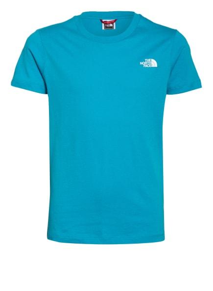 THE NORTH FACE T-Shirt, Farbe: BLAU (Bild 1)