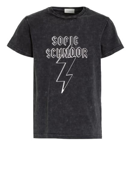 PETIT BY SOFIE SCHNOOR T-Shirt ASTA, Farbe: DUNKELGRAU/ WEISS (Bild 1)