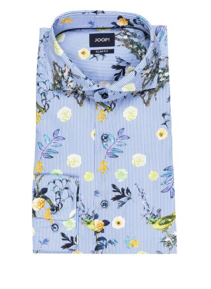 JOOP! Hemd PAJOS Slim Fit, Farbe: BLAU/ WEISS/ GELB (Bild 1)