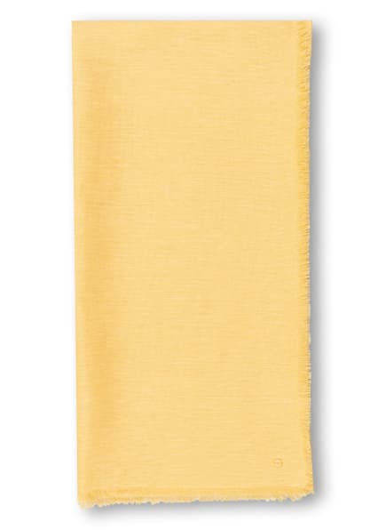 Marc O'Polo Schal mit Leinen, Farbe: GELB (Bild 1)