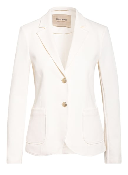 MOS MOSH Piqué-Blazer VIGA, Farbe: ECRU (Bild 1)