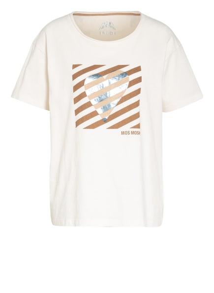 MOS MOSH T-Shirt CLASSY, Farbe: ECRU (Bild 1)