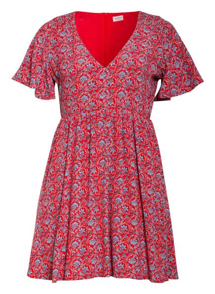 Pepe Jeans Kleid CAROLINA, Farbe: ROT/ HELLBLAU/ WEISS (Bild 1)