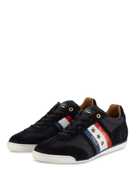 Pantofola d'Oro Sneaker IMOLA, Farbe: DUNKELBLAU/ WEISS/ ROT (Bild 1)