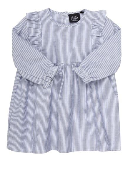 PETIT BY SOFIE SCHNOOR Kleid, Farbe: WEISS/ HELLBLAU (Bild 1)