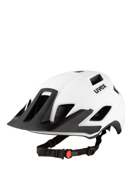 uvex Fahrradhelm ACCESS, Farbe: WEISS/ SCHWARZ (Bild 1)