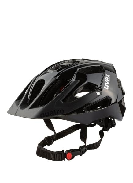 uvex Fahrradhelm QUATRO, Farbe: 262 all black (Bild 1)
