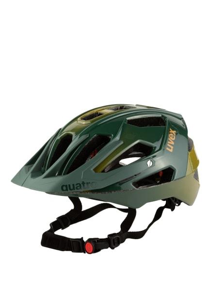 uvex Fahrradhelm QUATRO, Farbe: OLIV/ GRÜN (Bild 1)