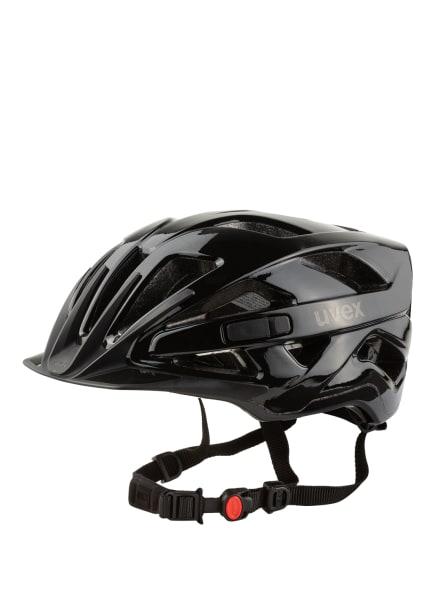 uvex Fahrradhelm ACTIVE, Farbe: SCHWARZ (Bild 1)