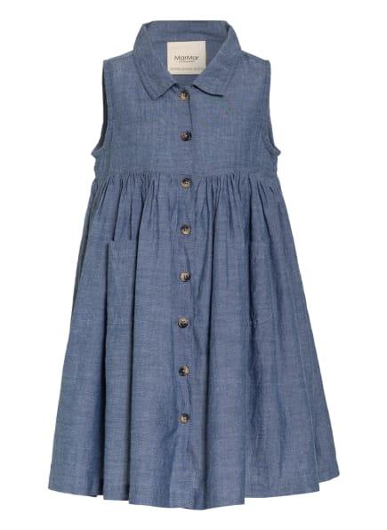 MarMar Hemdblusenkleid , Farbe: BLAU (Bild 1)
