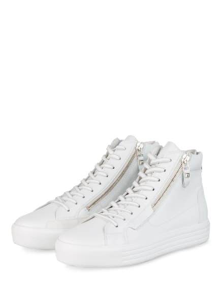 KENNEL & SCHMENGER Hightop-Sneaker, Farbe: WEISS (Bild 1)