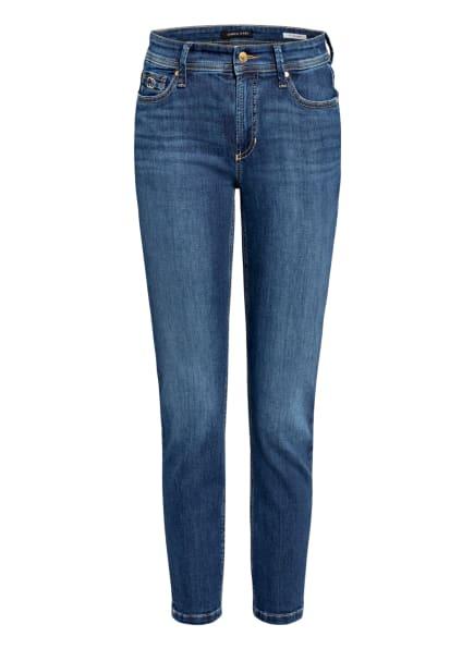 CAMBIO 7/8-Jeans PIPER, Farbe: 5020 sophisticated dark used (Bild 1)