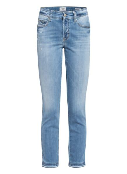 CAMBIO 7/8-Jeans PARIS mit Swarovski Kristallen, Farbe: 5251 medium vintage destroyed (Bild 1)