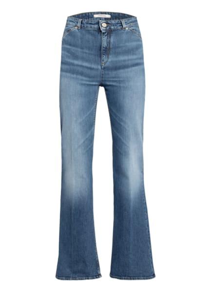 DOROTHEE SCHUMACHER Flared Jeans, Farbe: 877 denimblue (Bild 1)