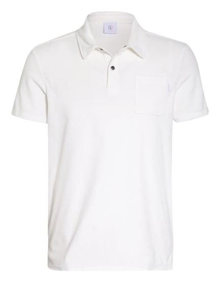 BOGNER Frottee-Poloshirt VITUS Regular Fit, Farbe: WEISS (Bild 1)