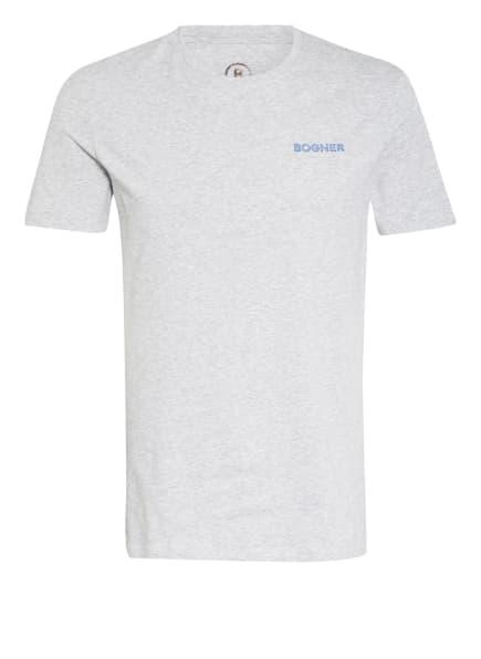 BOGNER T-Shirt ROC, Farbe: HELLGRAU (Bild 1)