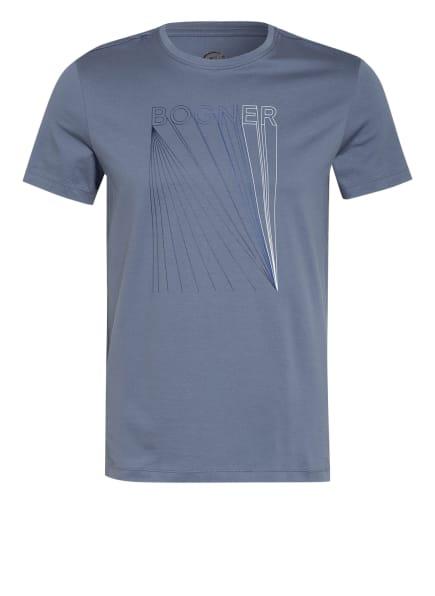 BOGNER T-Shirt ROC, Farbe: BLAUGRAU (Bild 1)