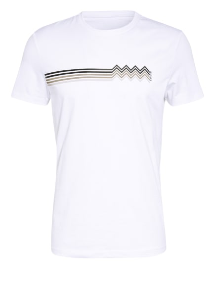 BOGNER T-Shirt ROC, Farbe: WEISS (Bild 1)