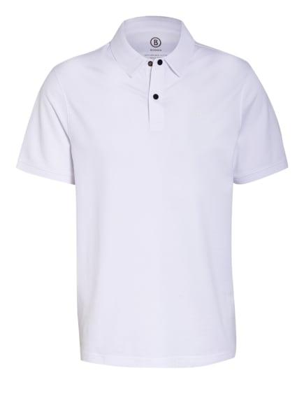 BOGNER Piqué-Poloshirt TIMO, Farbe: WEISS (Bild 1)