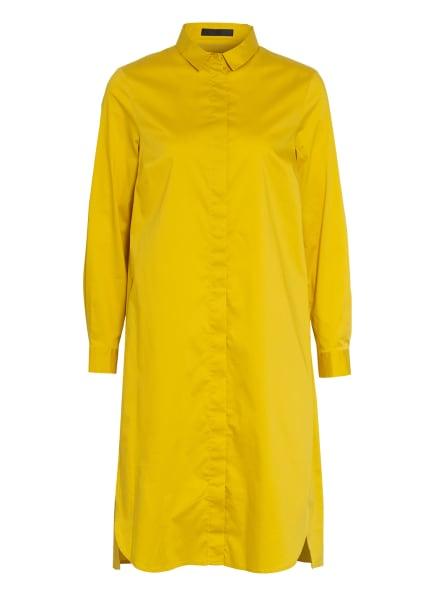 FFC Hemdblusenkleid, Farbe: DUNKELGELB (Bild 1)