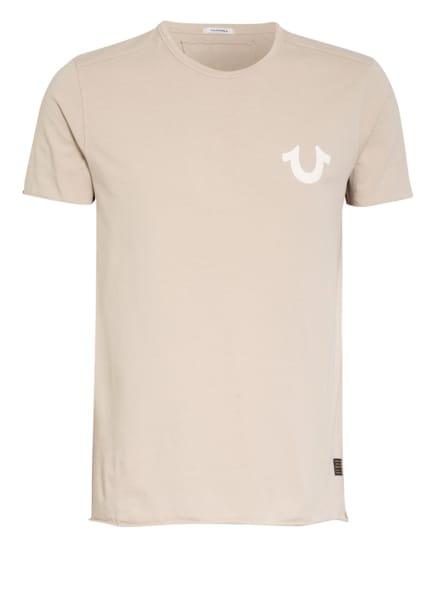 TRUE RELIGION T-Shirt, Farbe: BEIGE (Bild 1)