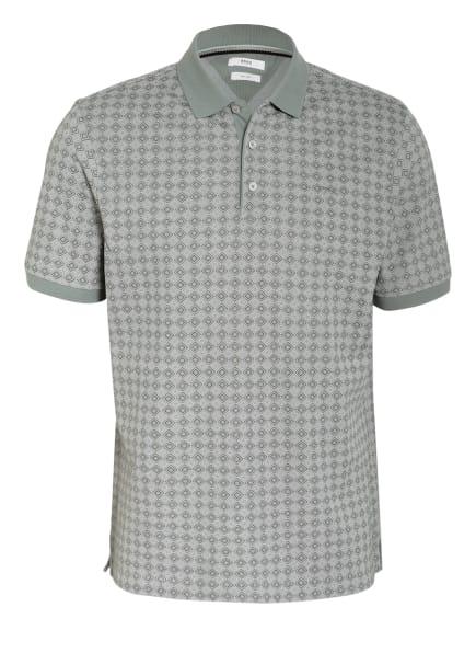 BRAX Piqué-Poloshirt PERRY, Farbe: HELLGRÜN/ DUNKELGRÜN (Bild 1)