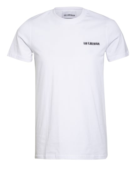 HAN KJØBENHAVN T-Shirt, Farbe: WEISS (Bild 1)