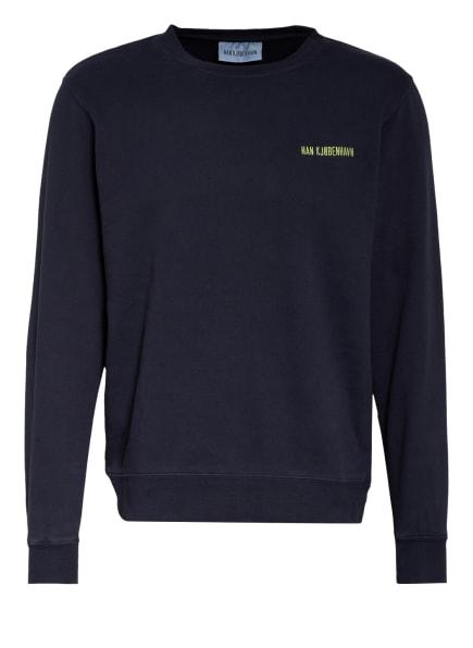 HAN KJØBENHAVN Sweatshirt, Farbe: DUNKELBLAU (Bild 1)