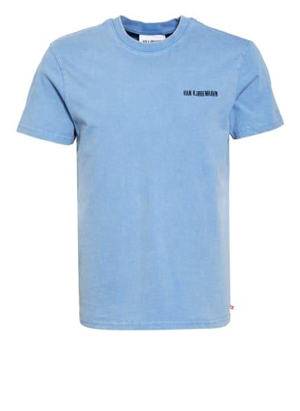 HAN KJØBENHAVN T-Shirt, Farbe: HELLBLAU (Bild 1)