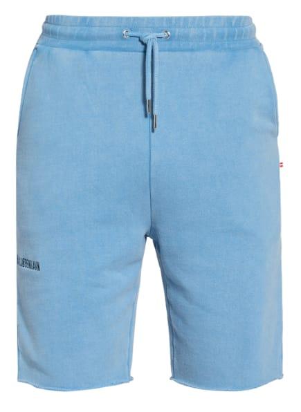 HAN KJØBENHAVN Sweatpants Relaxed Fit, Farbe: HELLBLAU (Bild 1)