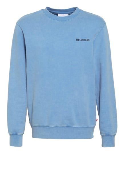 HAN KJØBENHAVN Sweatshirt, Farbe: HELLBLAU (Bild 1)