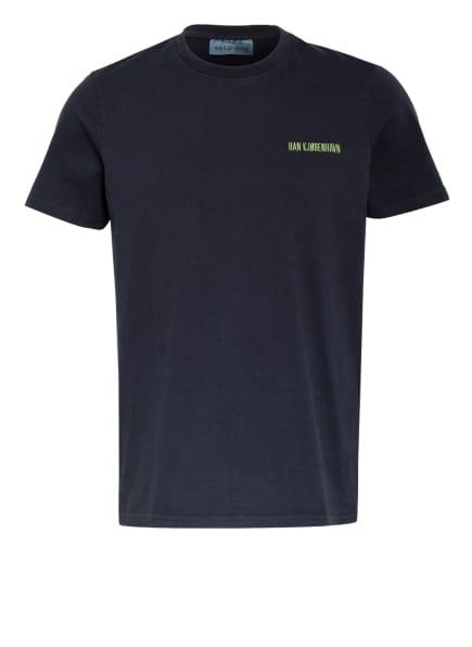 HAN KJØBENHAVN T-Shirt, Farbe: DUNKELBLAU (Bild 1)