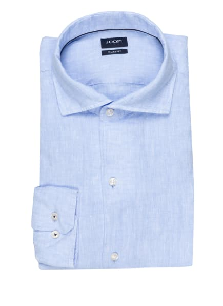 JOOP! Leinenhemd PEPPE Slim Fit, Farbe: HELLBLAU (Bild 1)