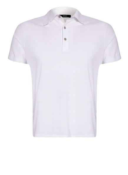 HERNO Jersey-Poloshirt , Farbe: WEISS (Bild 1)