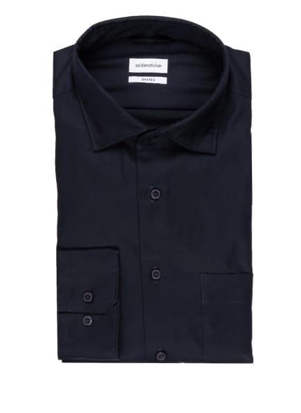 seidensticker Hemd Shaped Fit, Farbe: DUNKELBLAU (Bild 1)