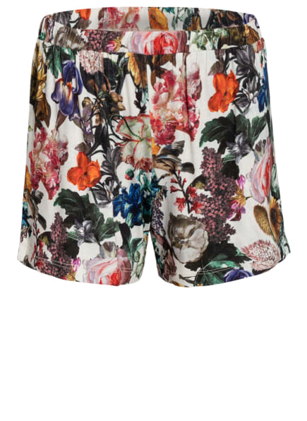 ESSENZA Lounge-Shorts NATALIE FAMKE, Farbe: WEISS/ ROT/ GRÜN (Bild 1)