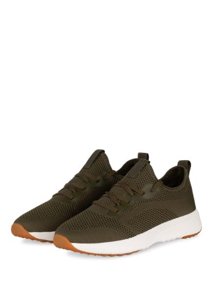 Marc O'Polo Sneaker, Farbe: KHAKI (Bild 1)