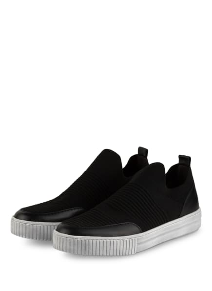 Gabor Slip-on-Sneaker, Farbe: SCHWARZ (Bild 1)