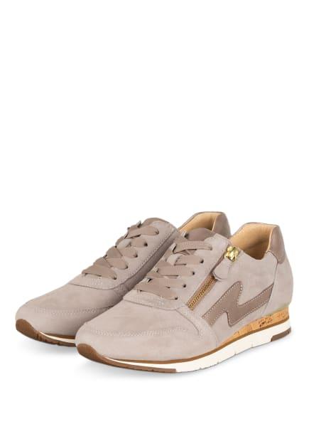 Gabor Sneaker , Farbe: TAUPE (Bild 1)
