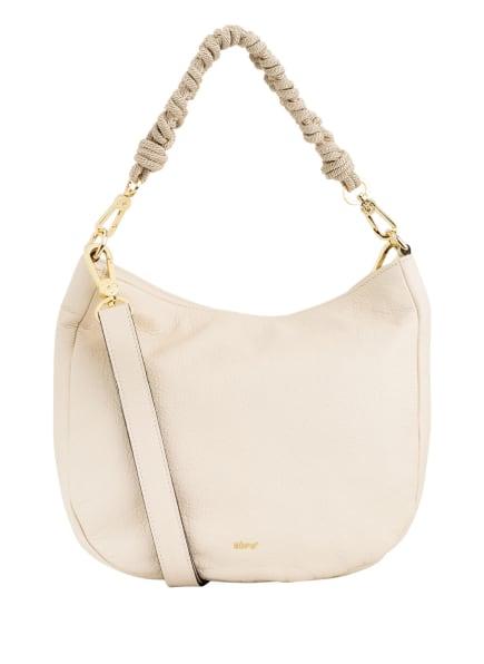 abro Hobo-Bag LOTA SMALL, Farbe: CREME (Bild 1)
