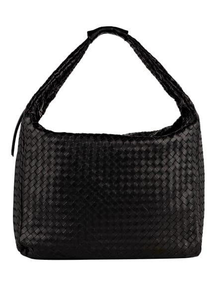 abro Hobo-Bag CLAUDIA XL, Farbe: SCHWARZ (Bild 1)
