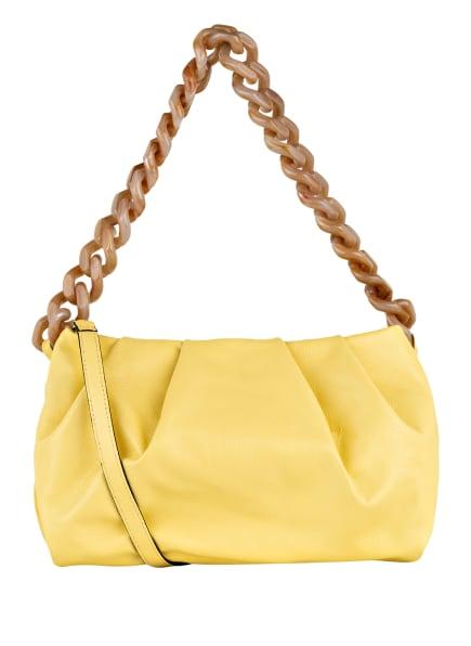 abro Handtasche, Farbe: GELB (Bild 1)