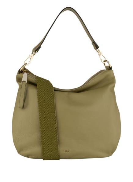 abro Hobo-Bag ERNA SMALL, Farbe: OLIV (Bild 1)