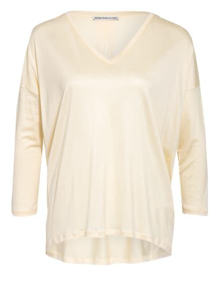 DRYKORN Shirt VENJA mit 3/4-Arm, Farbe: HELLGELB (Bild 1)