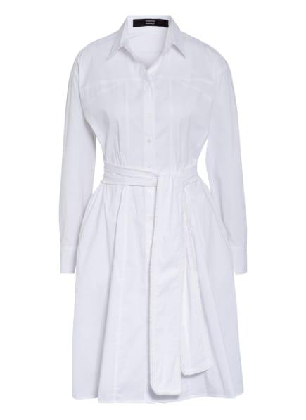 STEFFEN SCHRAUT Hemdblusenkleid, Farbe: WEISS (Bild 1)